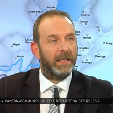 Canton-Communes: «la priorité, c'est la qualité de vie des habitant-e-s»
