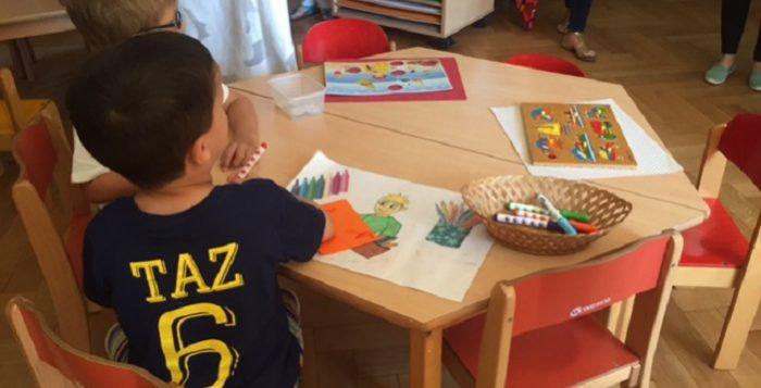 Vernier: un projet innovateur dans les crèches contre l'échec scolaire!